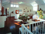 Barbara Hepworth - home and studio, St Ives, 1985